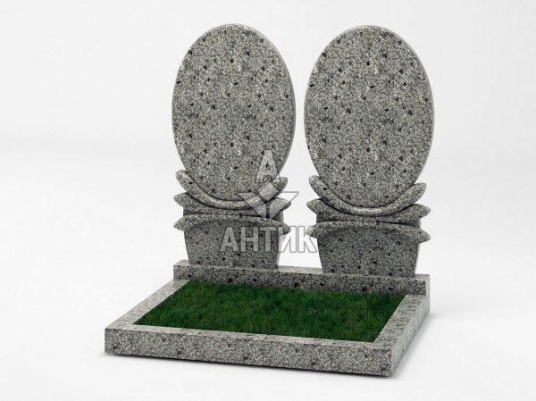 Памятник PADVOGR-036-07 Константиновский гранит фото