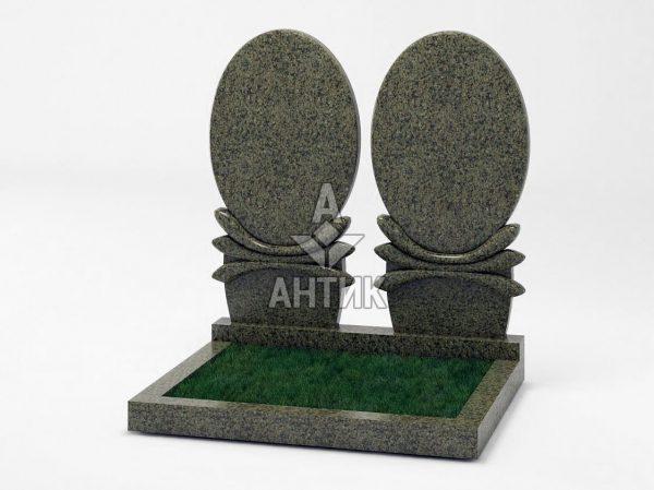 Памятник PADVOGR-036-11 Маславский гранит фото