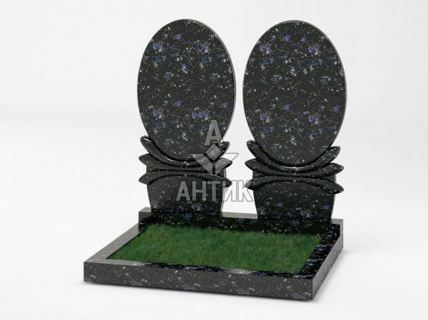 Памятник PADVOGR-036-14 Осныковский лабрадорит фото