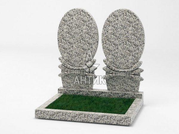 Памятник PADVOGR-036-15 Покостовский гранит фото