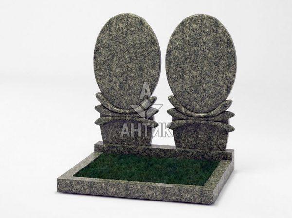 Памятник PADVOGR-036-16 Роговский гранит фото