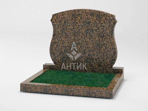 Памятник PADVOGR-038-04 Емельяновский гранит фото
