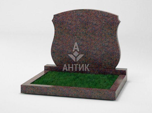 Памятник PADVOGR-038-06 Кишинский гранит фото