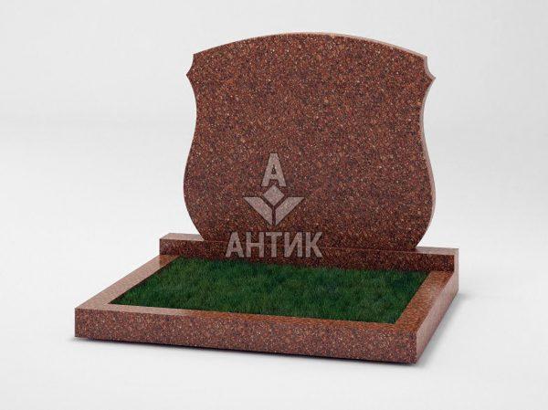 Памятник PADVOGR-038-20 Токовский гранит фото