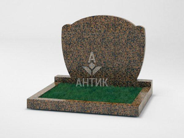 Памятник PADVOGR-039-04 Емельяновский гранит фото