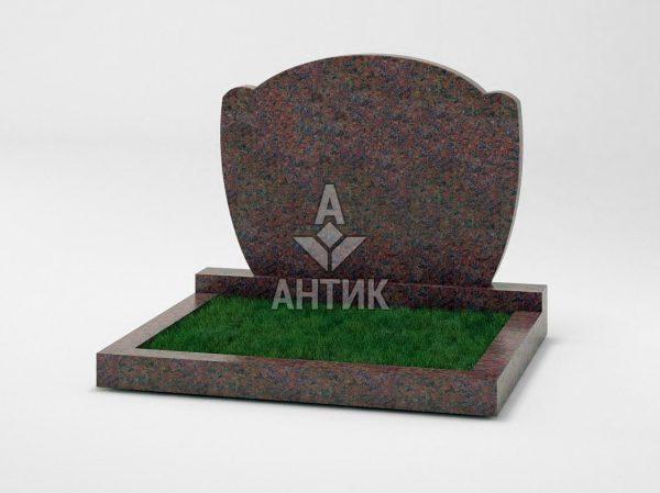 Памятник PADVOGR-039-06 Кишинский гранит фото