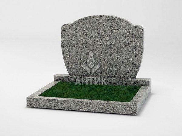 Памятник PADVOGR-039-07 Константиновский гранит фото