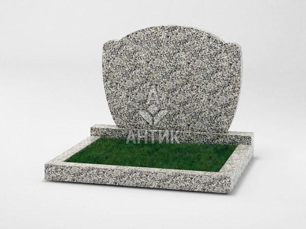 Памятник PADVOGR-039-15 Покостовский гранит фото