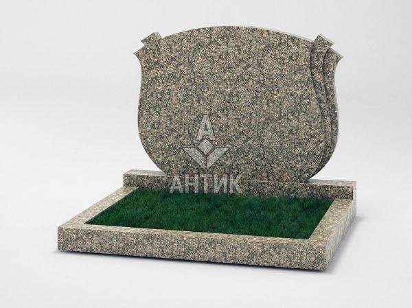 Памятник PADVOGR-040-03 Дидковичский гранит фото