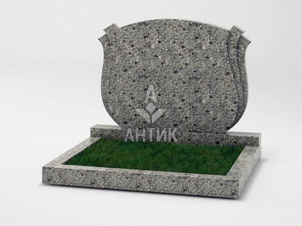 Памятник PADVOGR-040-07 Константиновский гранит фото
