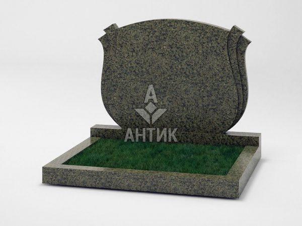 Памятник PADVOGR-040-11 Маславский гранит фото
