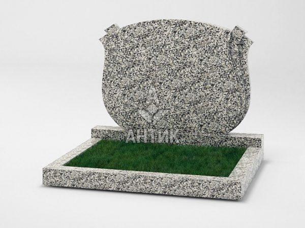 Памятник PADVOGR-040-15 Покостовский гранит фото