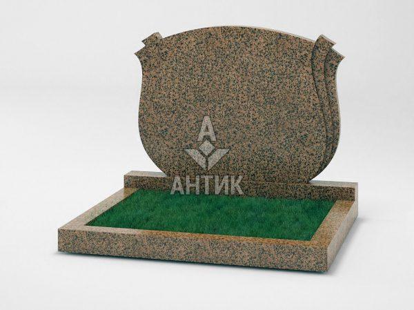 Памятник PADVOGR-040-17 Симоновский гранит фото