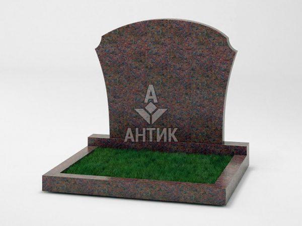 Памятник PADVOGR-041-06 Кишинский гранит фото