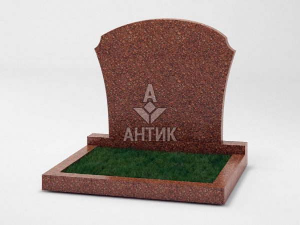 Памятник PADVOGR-041-20 Токовский гранит фото