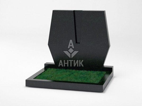 Памятник PADVOGR-042-01 Букинский габбро фото