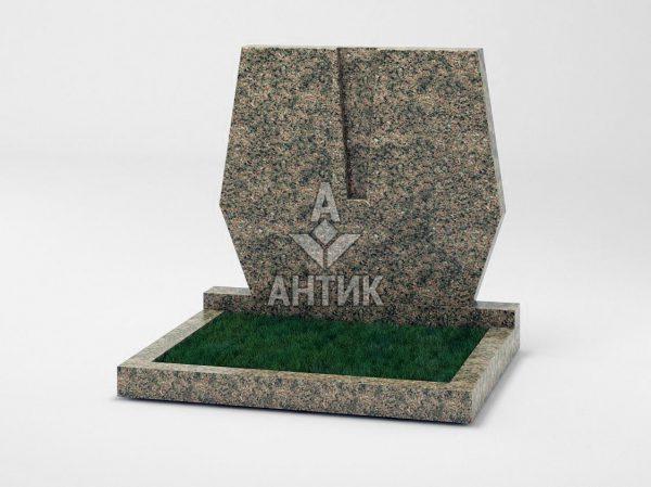 Памятник PADVOGR-042-02 Васильевский гранит фото