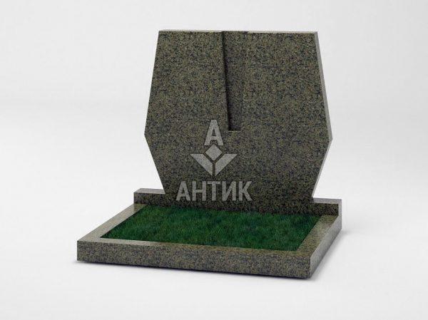Памятник PADVOGR-042-11 Маславский гранит фото