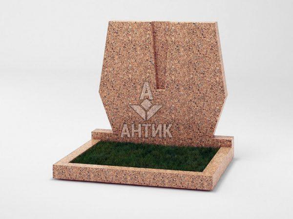 Памятник PADVOGR-042-12 Межиричский гранит фото