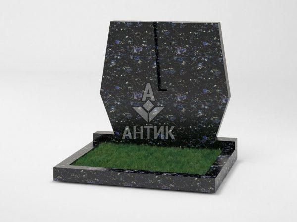 Памятник PADVOGR-042-14 Осныковский лабрадорит фото