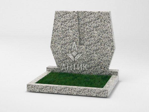 Памятник PADVOGR-042-15 Покостовский гранит фото