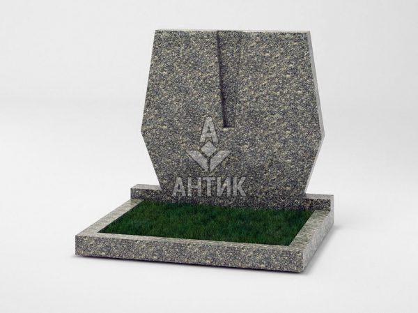 Памятник PADVOGR-042-19 Танский гранит фото