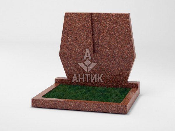Памятник PADVOGR-042-20 Токовский гранит фото