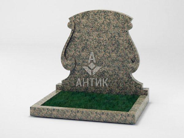 Памятник PADVOGR-043-02 Васильевский гранит фото