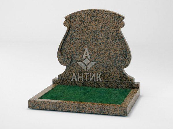 Памятник PADVOGR-043-04 Емельяновский гранит фото
