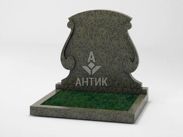 Памятник PADVOGR-043-11 Маславский гранит фото