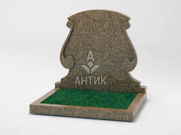 Памятник PADVOGR-043-17 Симоновский гранит фото