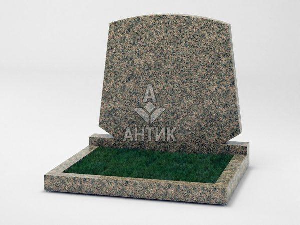 Памятник PADVOGR-044-02 Васильевский гранит фото