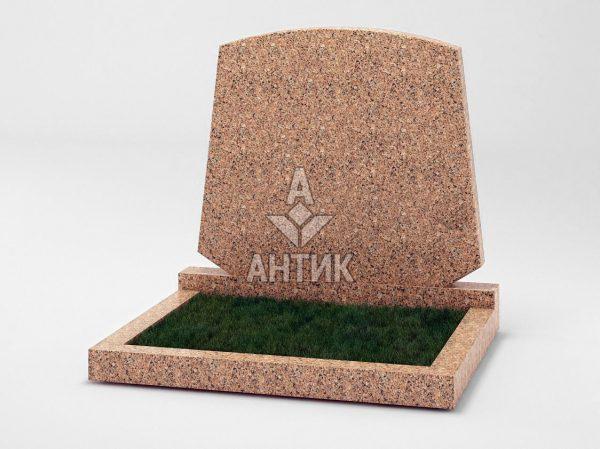 Памятник PADVOGR-044-12 Межиричский гранит фото