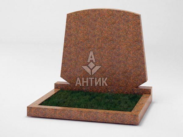 Памятник PADVOGR-044-13 Новоданиловский гранит фото