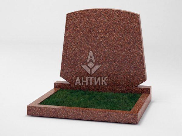 Памятник PADVOGR-044-20 Токовский гранит фото