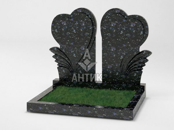 Памятник PADVOGR-045-14 Осныковский лабрадорит фото