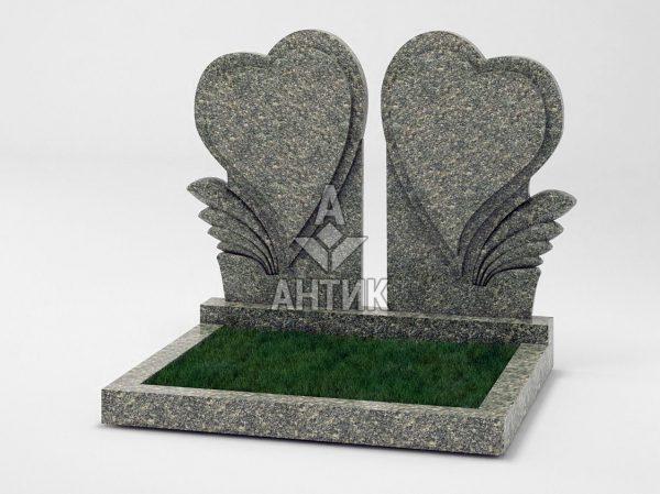 Памятник PADVOGR-045-19 Танский гранит фото