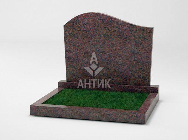 Памятник PADVOGR-046-06 Кишинский гранит фото