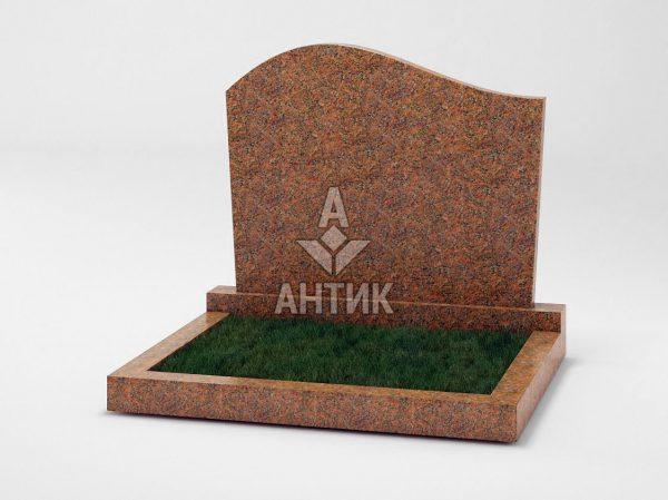 Памятник PADVOGR-046-13 Новоданиловский гранит фото