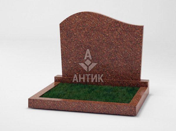 Памятник PADVOGR-046-20 Токовский гранит фото