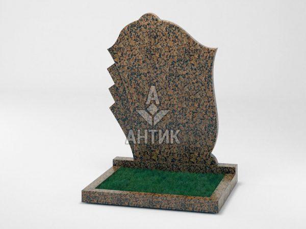 Памятник PADVOGR-047-04 Емельяновский гранит фото
