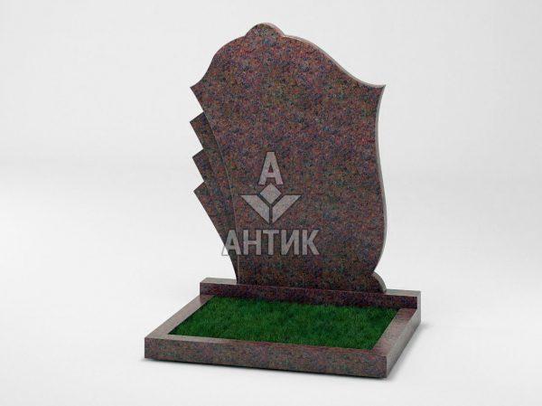 Памятник PADVOGR-047-06 Кишинский гранит фото