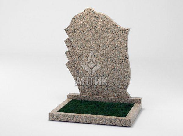 Памятник PADVOGR-047-12 Межиричский гранит фото