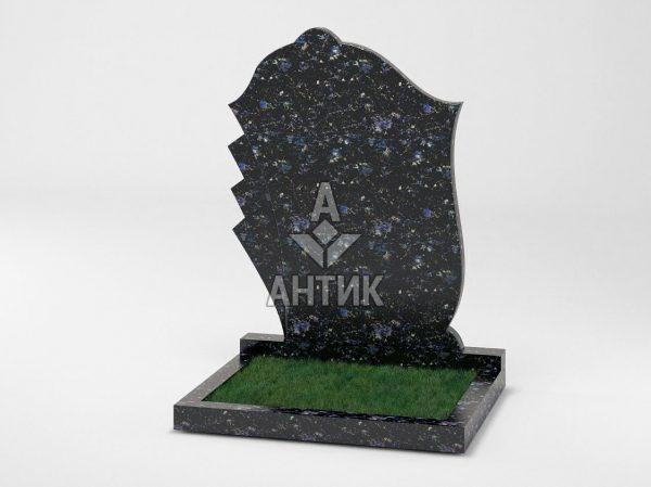 Памятник PADVOGR-047-14 Осныковский лабрадорит фото