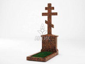 Памятник PAKREGR-001-04 Емельяновский гранит фото