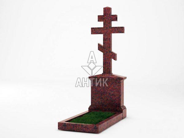 Памятник PAKREGR-001-06 Кишинский гранит фото