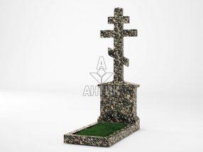 Памятник PAKREGR-001-08 Корнинский гранит фото