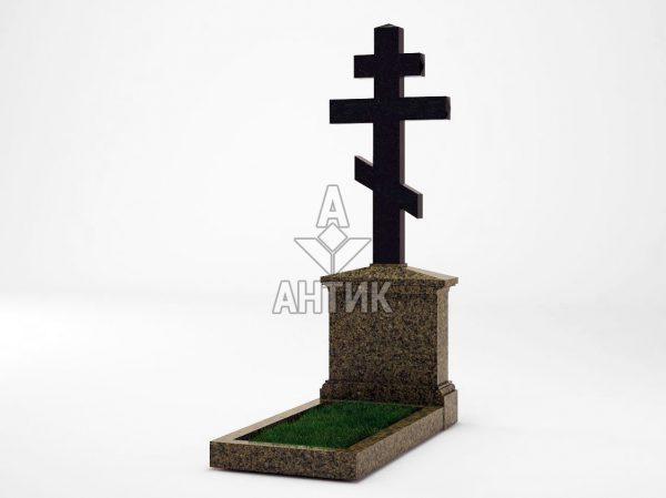 Памятник PAKREGR-001-12 Маславский гранит фото