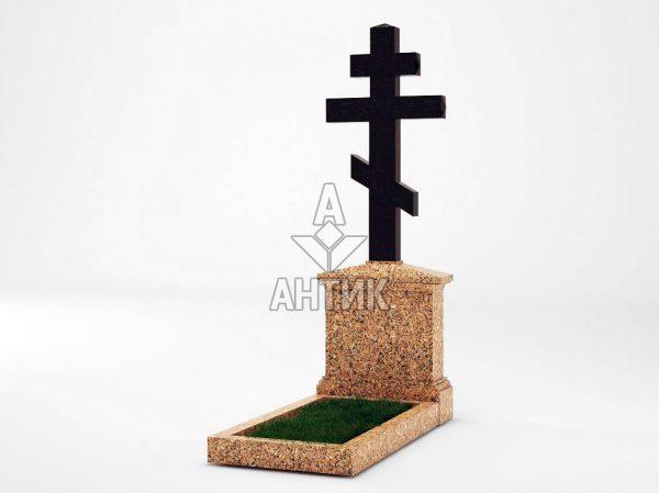 Памятник PAKREGR-001-13 Межиричский гранит фото