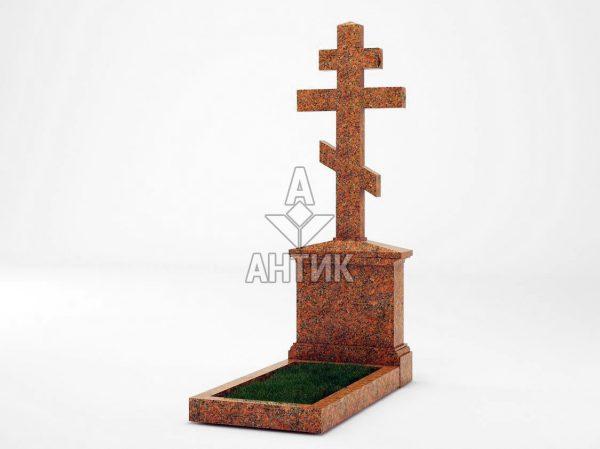 Памятник PAKREGR-001-14 Новоданиловский гранит фото